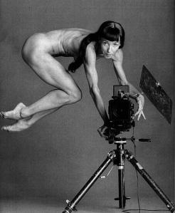 Sylvie Guillem Autoportrait