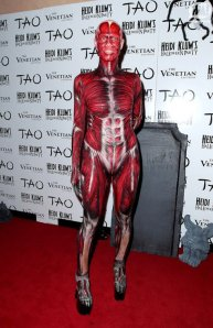 Anatomical Body Suit