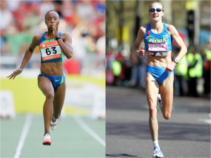 Sprinter vs Marathon Runner