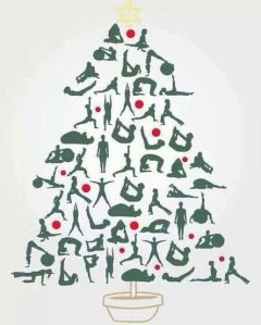Pilates Christmas Tree