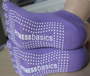 Fitness Basics Pilates Socks