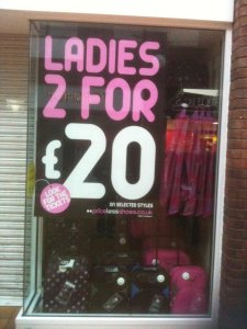 Ladies for sale