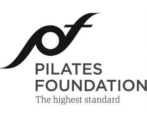 Pilates Foundation The Highest Standard logo