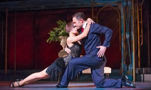 Vincent Simone and Flavia Cacace in Dance 'Til Dawn