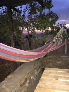 hammock-sunset