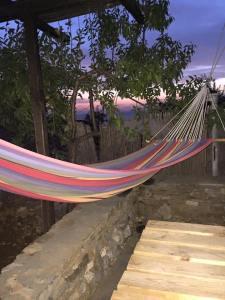 hammock-sunset