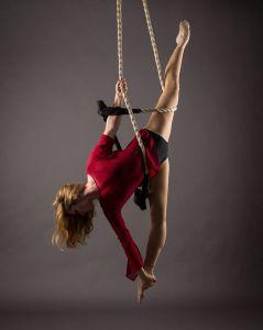 April Skelton, Dance Trapeze artist