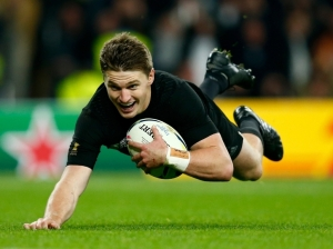 Beauden Barrett, All Blacks