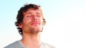 Man breathing, Buteyko Method