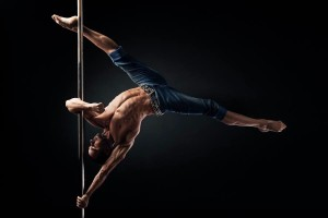 sport fitness pole dancing
